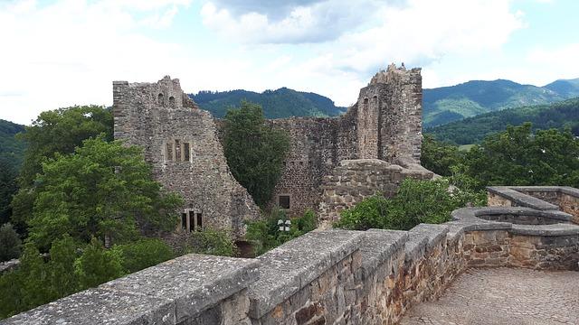 Burgruine Badenweiler